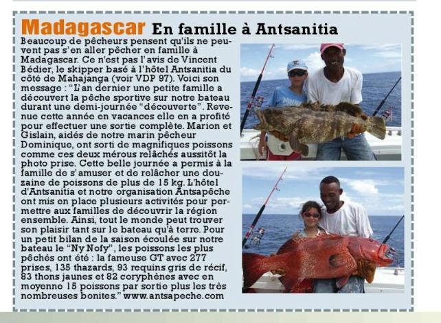 Voyage de pêche n°103