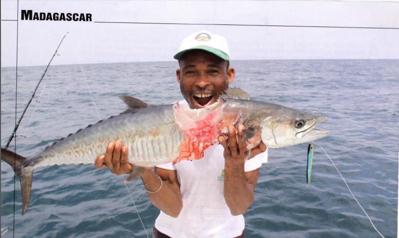 Voyage de pêche février/mars 2013