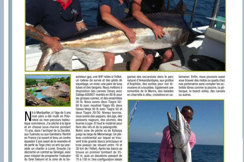 Voyage de pêche n°95